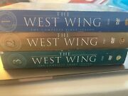 The West Wing The Complete 1st 2nd 3rd Season 4 Dvd Sets Guc