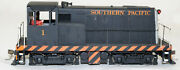 Sn3 Brass Southern Pacific Diesel Switcher 1 With Crew