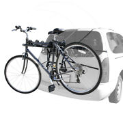 Fit Rear Back Trunk Holder Rack Mount 3 Bike/bicycle Attachment Car Carrier