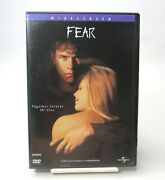 Fear Dvd, 1998 Reese Witherspoon Mark Wahlberg