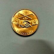 Peace And Friendship Coin Thomas Jeferson President Of The Us Ad 1801