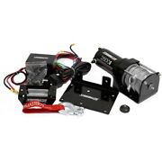 Speedmaster Pce553.1001 Electric Atv Winch Kit With Remote Switch 1.2 Hp Motor