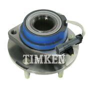 Wheel Bearing And Hub Assembly-fwd Frontrear Timken 513179