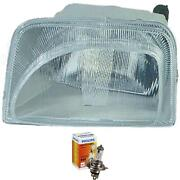 Halogen Headlight Right For Renault Express 94 H4 Incl. Lamps 1380792