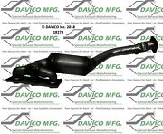 Catalytic Converter-exact-fit - Manifold Front Davico 18273