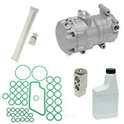 A/c Compressor And Component Kit-compressor Replacement Kit Fits 2004 Toyota Prius
