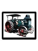 Tractor Case Modeladvance Rumely Oil Pull Metal Sign Farmer Field Man Cave Decor