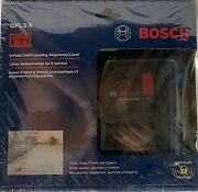 Bosch Gpl 5 R 5-point Self-leveling Alignment Laser Br3