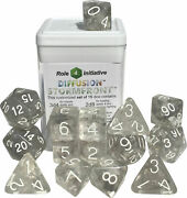 Diffusion Dice - Set Of 15 - Stormfront
