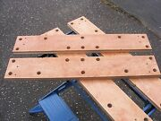 New Birch Ply Jaws For 1970and039s Black And Decker Workmates Wm625 / Wm626. Spare Part