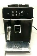 Philips 2200 Series Fully Automatic Espresso Machine With Milk Frother