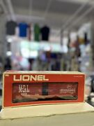 Lionel 9775 Minneapolis And St Box Car The Peoria Gateway Red W/box Excellent