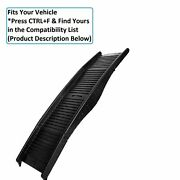 Folding Car Suv Rv Truck Pickup Ramp For Big Dog/pet/and Puppy Light-weight Steps