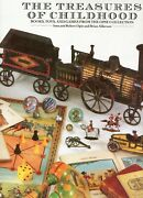 Antique Collectible Toys Games Books - History Development / Scarce Ovesize Book