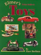 1,000+ Antique Toys Tin Cast Iron Etc.- Types Makers / Illustrated Book + Values