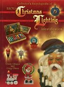Antique Vintage Electric Christmas Lights Lighting – Id Values / Book