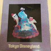 Unused Nightmare Before Christmas Haunted Mansion Collaboration Light With Box