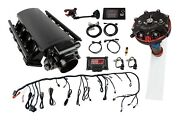 Fitech Fuel Injection 70001k1 Ultimate Ls Efi Induction System Ls1/ls2/ls6 500 H