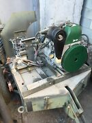 Lister Petter 6.5 Hp Diesel Small Engine - Tank And Trailer One Piece