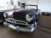 1950 Ford Custom Convertible. With Flathead V8 Engine.