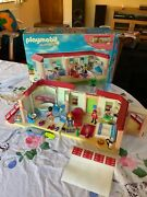 Playmobil Summer Fun 5269 Add On, Luxury Hotel Suite, Rare, Discontinued, 99