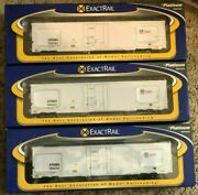 3 Ho Exactrail Trinity 64and039 Trincool Reefers. Armn Union Pacific Up