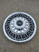 1981-1985 Buick Riviera Wire Hubcap Wheel Cover Great Driver 89.99