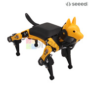 Bionic Open Source Robot Dog Bionic System Supports Graphical Programming/python