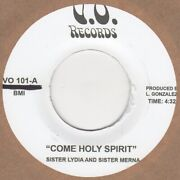 Sister Lydia Come Holy Spirit Uo Demo Soul Northern Motown