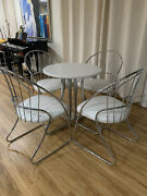 Vintage/mid-century Modern Dining Chairs By Daystrom Furniture Co 1970-1979