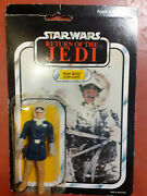 Star Wars - Vintage Empire Strikes Back - Carded - Han Hoth  Moc