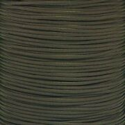 Marine Masters 1000ft Spool Of Olive Drab Green Parachute Cord 550lb Type Iii...