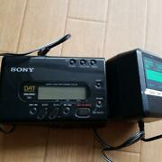 Sony Tdc-d8 Portable Dat Walkman Used Tested Working Vintage Japan Rare F/s