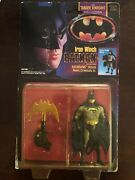 Kenner The Dark Knight Collection Iron Winch Batman Action Figure Moc New 1990