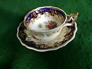 John Ridgway Antique 19th Century Cup And Saucer C1830 Pattern 1063..
