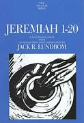 Jeremiah 1-20 The Anchor Yale Bible Commentaries By Lundbom, Jack R. Hardc…