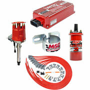 Msd Ignition 8361k Street Ignition System Small Block Chevy Big Block Chevy Incl