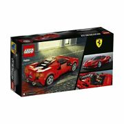 Lego Speed Champions 76895 Ferrari F8 Tributo Toy Car For Kids Free Shipping T1