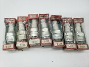 Vintage New Old Stock Champion Lot Of Seven7 D-15y Spark Plugs - Free Shipping