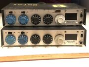 2 Vintage '70s Shure Bros M675 Broadcast Production Masters 1 Good + 1 Parts