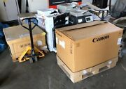 Canon C57051 Brand New 2020 Model And Many More Copier Machines All In One Lot