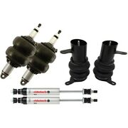 Ridetech 11100298 Air Suspension System For 61-64 Cadillac. Includes Front Hq Se
