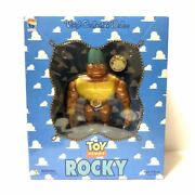 Medicom Toy Vinyl Collectible Dolls Toy Story Rocky 160mm Figure From Japan