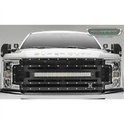 T-rex Grilles 6315471 Torch Series Grille 2017-up Ford F250sd/f350sd 1 Curved Le