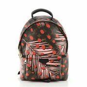 Louis Vuitton Palm Springs Backpack Limited Edition Monogram Jungle Dots Pm