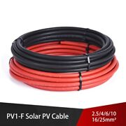 Solar Cable Silicone Flexible Photovoltaic Tuv Tinned Copper Sheathed Wire Tool