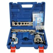 Flare Expander Tool Set Steel Aluminum Copper Tube Metalworking Cutter Device