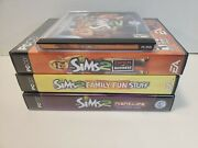 The Sims 2 Dvd Edition Plus Open For Business Nightlife And Family Fun Stuff Lot