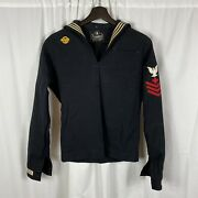 Wwii Us Navy Tailored Jumper Medic Corpsman Patch