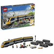 Lego City Passenger Rc Train Toy, Construction Track Set For Kids From Japan